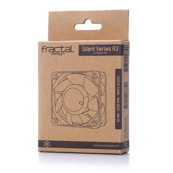 Ventilador PC Fractal Silent Series R3 60mm