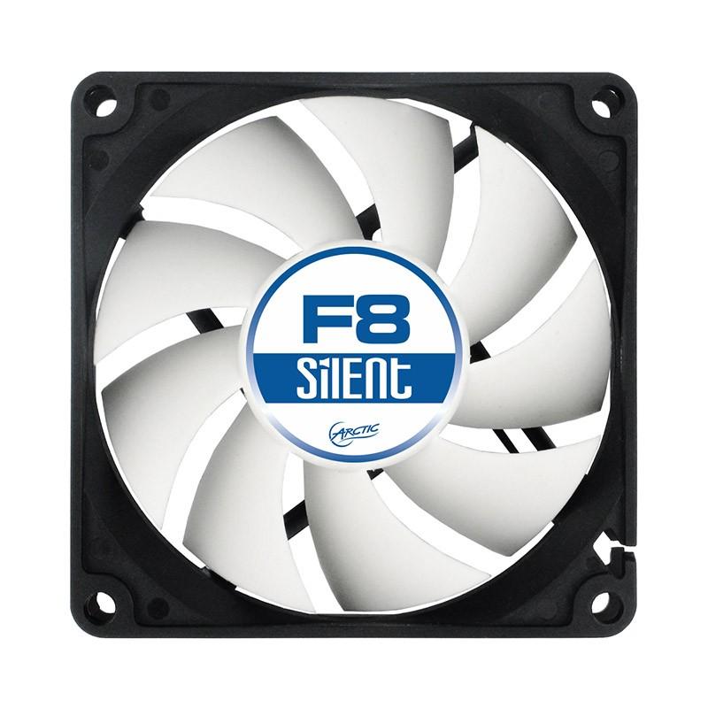 Ventilador PC Arctic F8 Silent 80mm