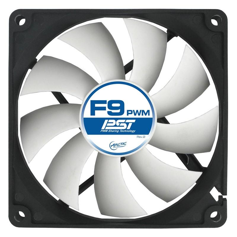 Ventilador PC Arctic F9 PWM PST 90mm