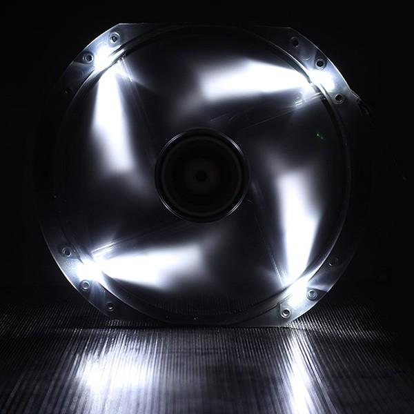 Ventilador PC BitFenix Spectre LED Blanco 230mm