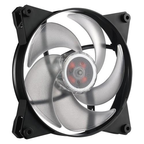 3 Ventiladors PC Cooler Master MasterFan Pro 140 Air Pressure RGB