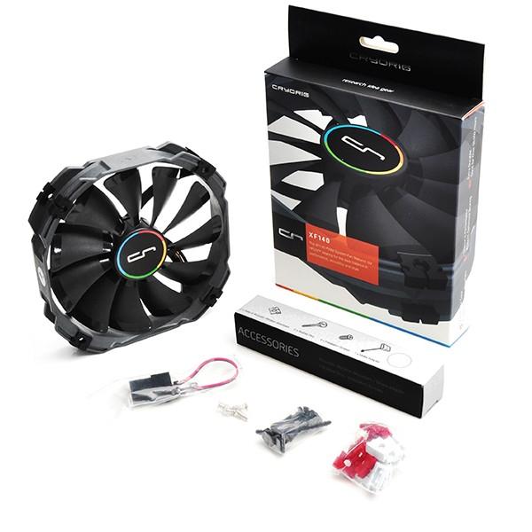 Ventilador PC Cryorig XF140 140mm