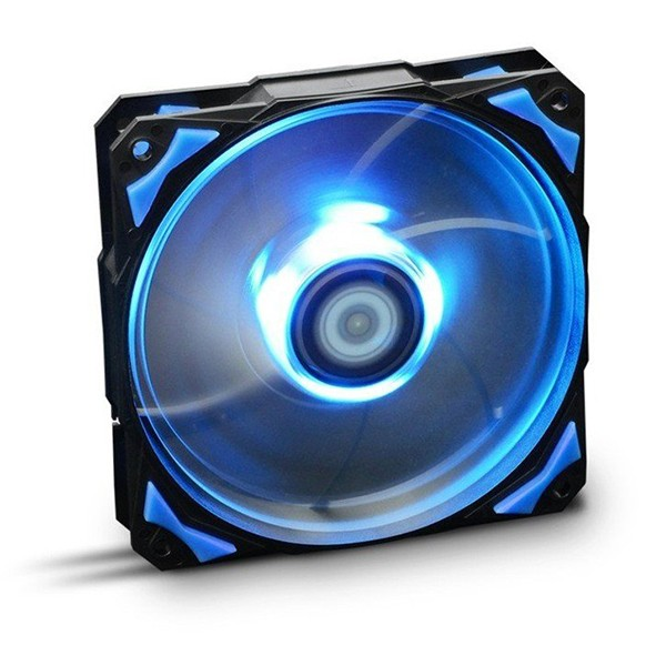 Ventilador PC NOX Hummer H-FAN 12cm Led Azul