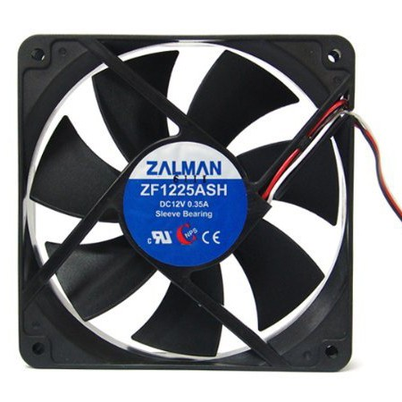 Ventilador PC Zalman ZM-F3 (SF) 120mm