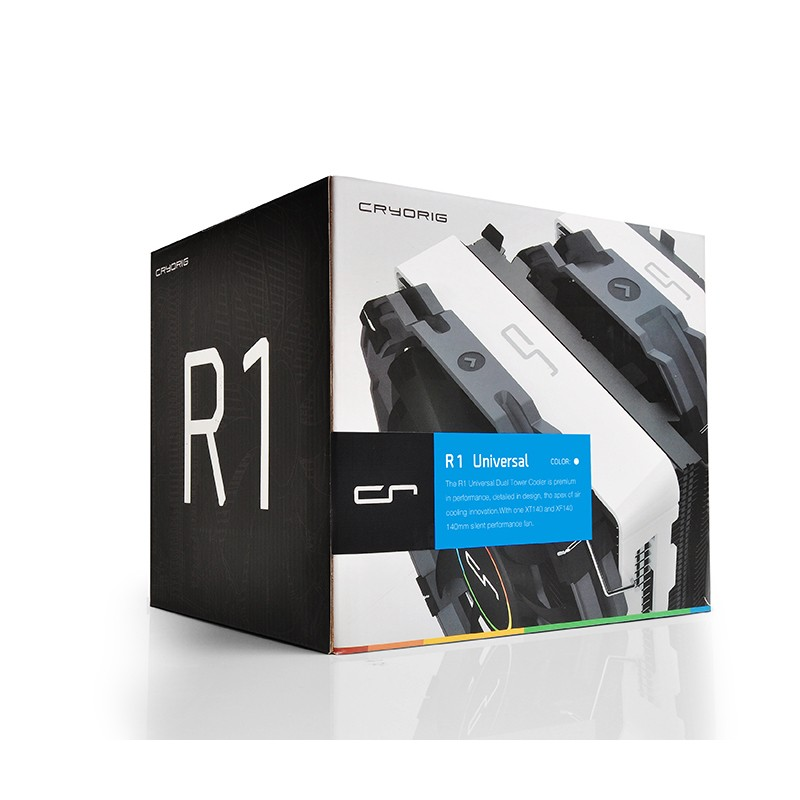 Ventilador Disipador para CPU Cryorig R1 Universal 140mm