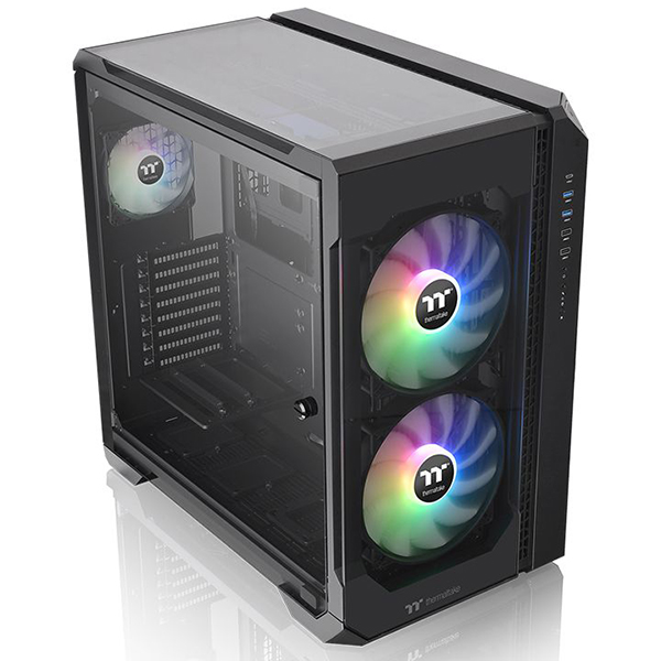 Caja PC E-ATX Thermaltake View 51 TG ARGB Negro