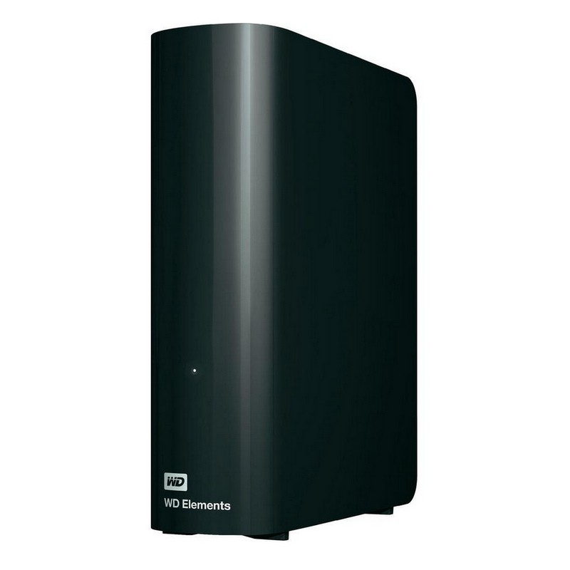 "3.5"" Disco Duro Externo USB 3.0 2TB WD Elements WDBWLG0030HBK"