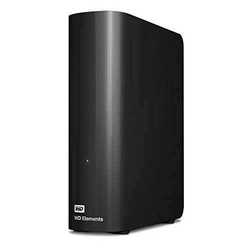 Disco de sobremesa 8tb wd elements desktop usb 3.0