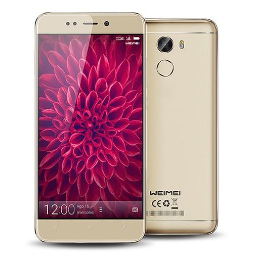 """Weimei Force 2 5.2"""" 3GB 32GB Dual SIM 4G Oro"""