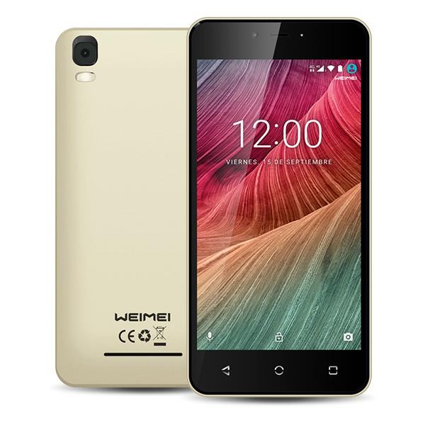 """Weimei Neon 2 5"""" 2GB 16GB Dorado"""