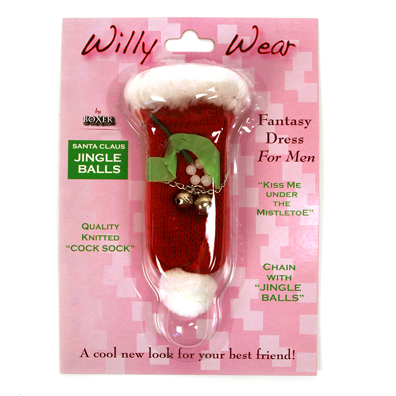 Santa Willy Wear