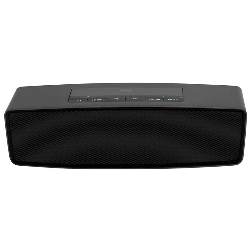Altavoz Portátil Bluetooth Woxter Big Bass BT-10 Negro