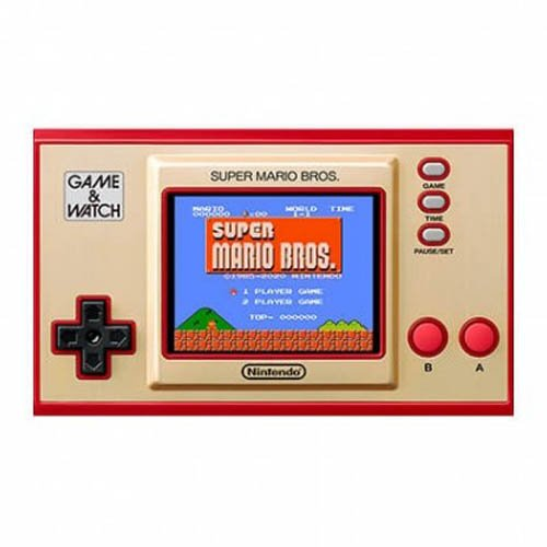 Consola Game & Watch: Super Mario Bros