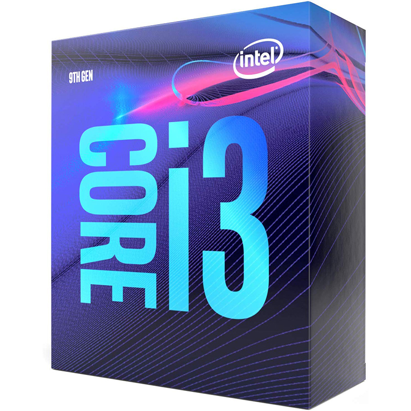 Procesador Intel Core i3-9100 3.6GHz 6MB LGA1151(300)