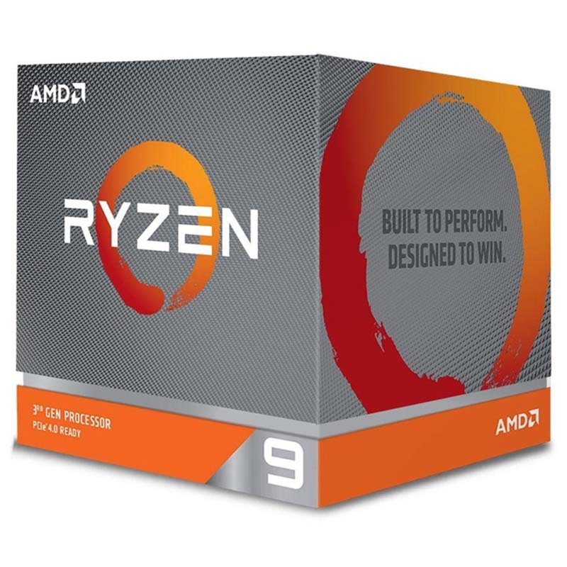 Procesador AMD Ryzen 9 3900X 3.8GHz 64MB AM4