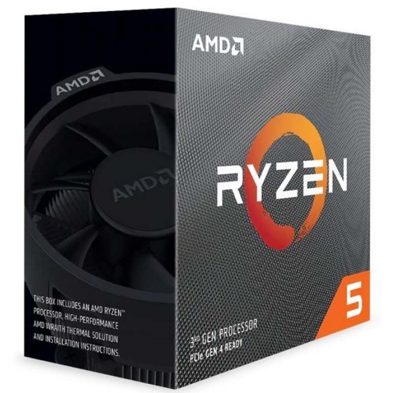 Procesador AMD Ryzen 5 3600X 3.8GHz 32MB AM4