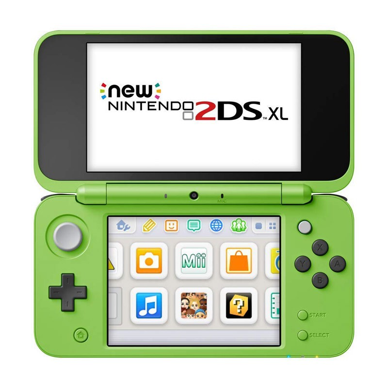 New Nintendo 2DS XL Minecraft Edition