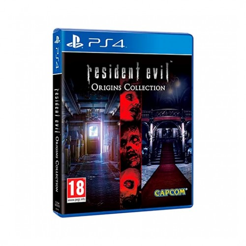 PS4 Juego Resident Evil Origins Collection