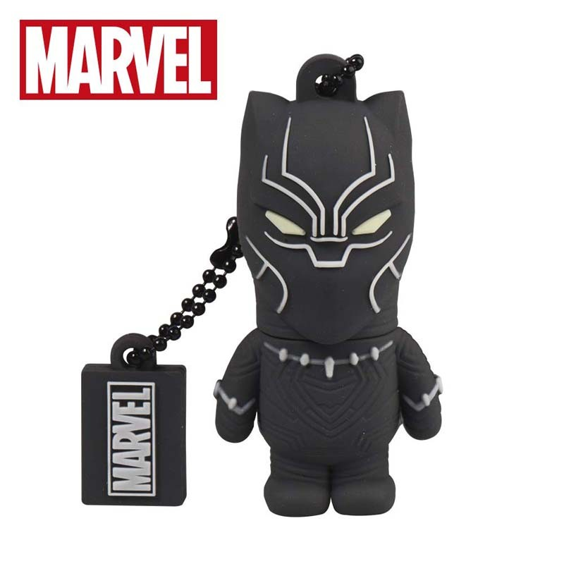 Pendrive 32GB Tribe Marvel Black Panther
