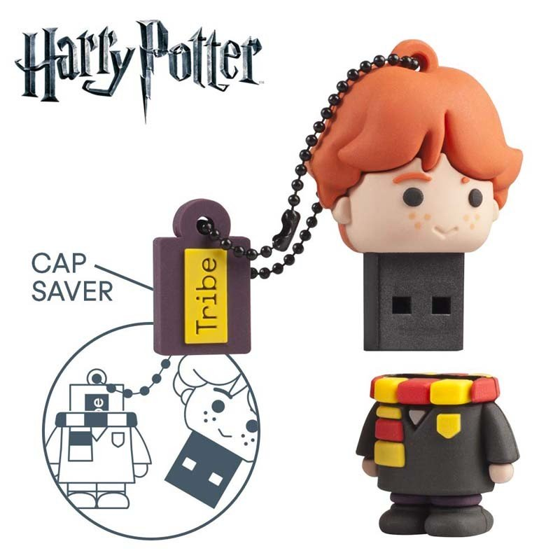 Pendrive 32GB Tribe Ron Weasley Harry Potter