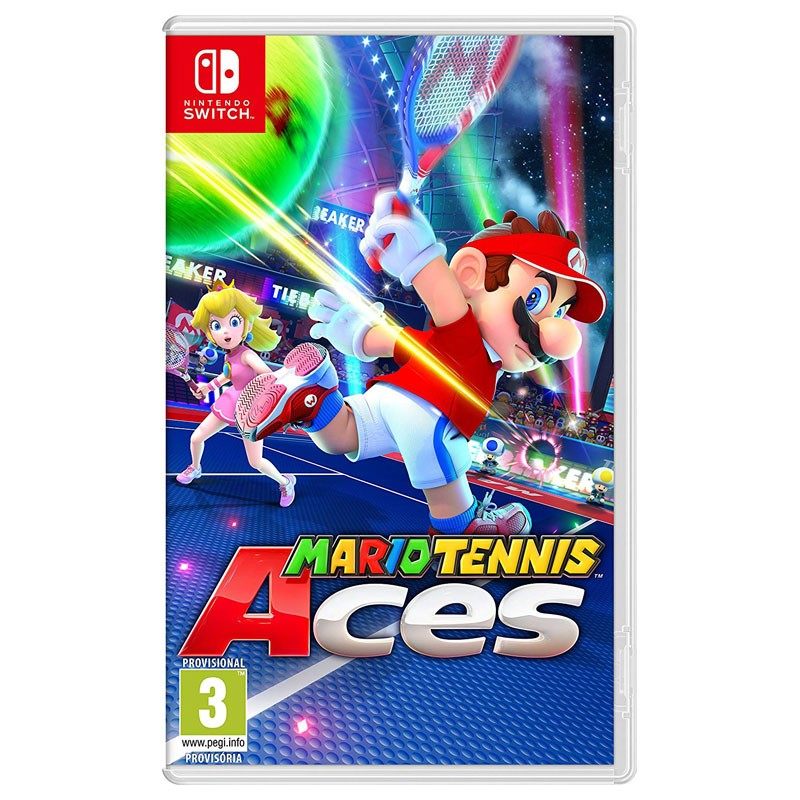 Nintendo Switch Juego Mario Tennis Aces