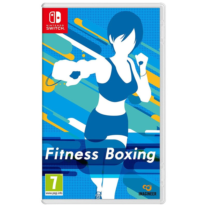 Nintendo Switch Juego Fitness Boxing