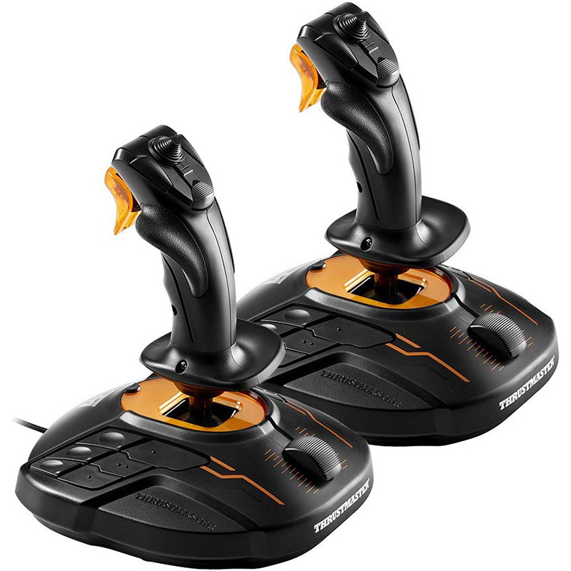 Joystick ThrustMaster T.16000M FCS Space Sim Duo Joysticks para PC