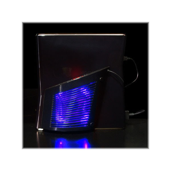 Xbox 360 Slim Fan Cooler XCM Wing Azul