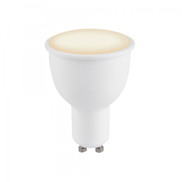 Foco LED Inteligente Smart Echo GU10 4.5W 380lm Blanco Cálido a Frío