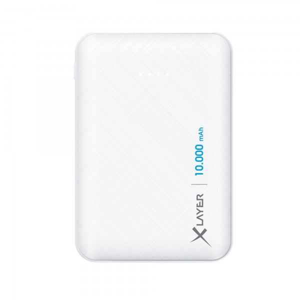 Powerbank Xlayer Micro White 10.000mAh