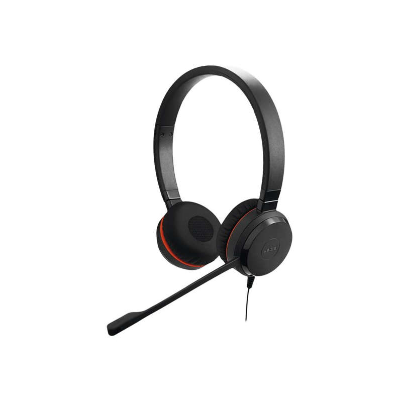 Auriculares con Micrófono Jabra Evolve 30 II UC Stereo USB Tipo C