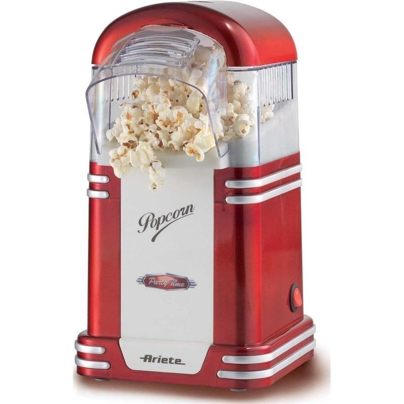 Maquina de Palomitas de Maíz Ariete PopCorn Popper Party Time