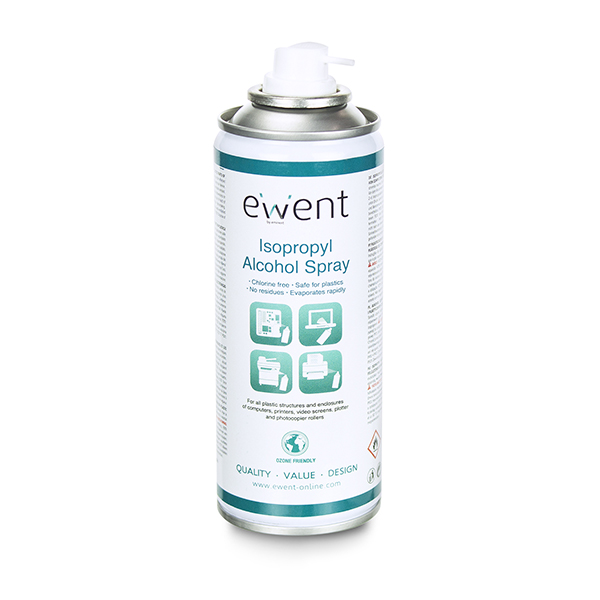 Pulverizador de alcohol EWENT EW5613 200 ml