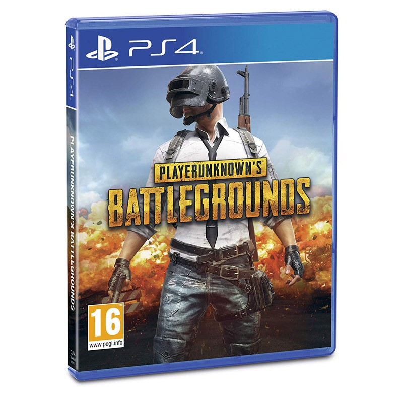 PS4 Juego Player Unknown´s Battlegrounds