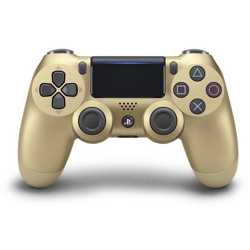 PS4 Sony Dual Shock 4 Dorado V2