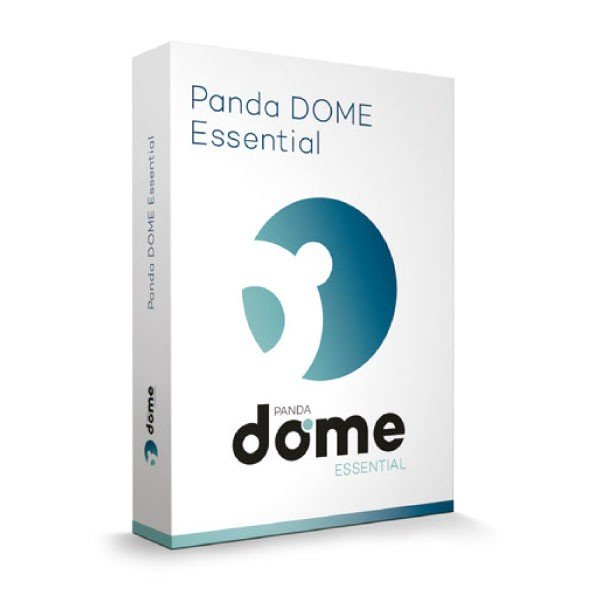 Panda Antivirus Dome Essential 3 Dispositivos 1 Año