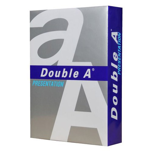 Papel Multifunción Double A Presentation DIN A4 100g pack 500 pcs