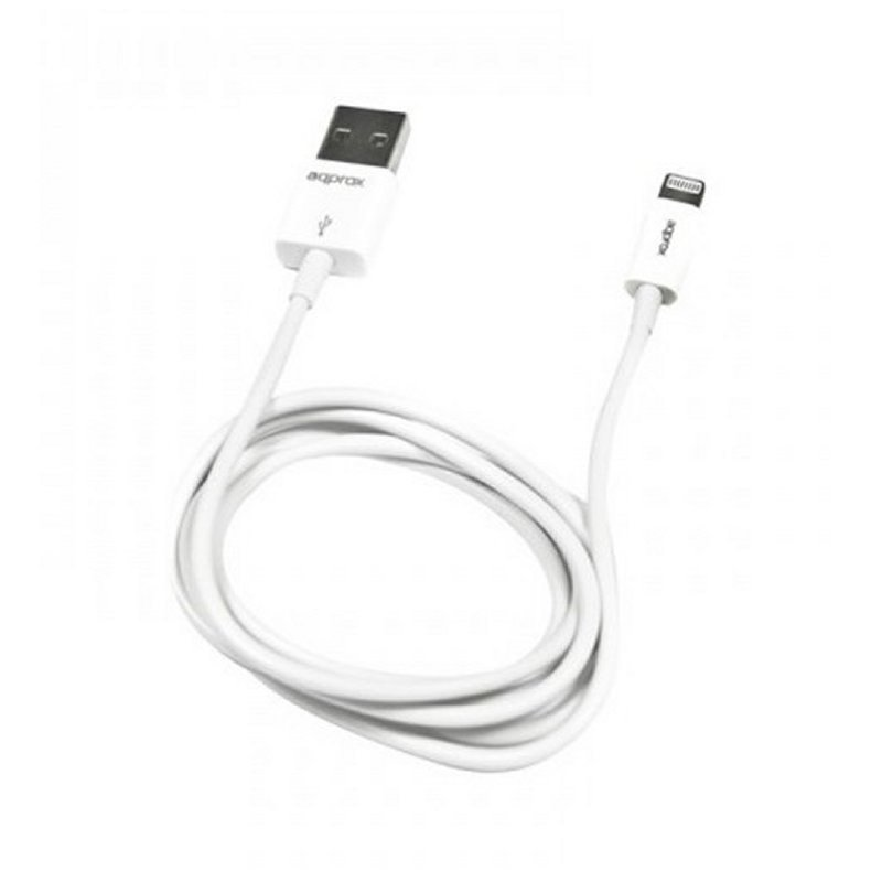 Cable Cable micro USB a Lightning Approx APPC32