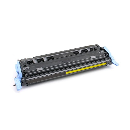 HP Q6002A Toner Compatible Amarillo