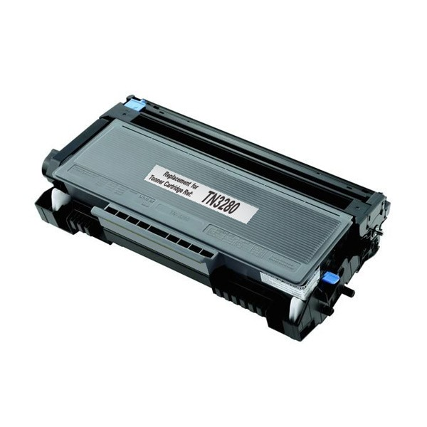 Brother TN3280 (TN650) Toner Compatible Negro