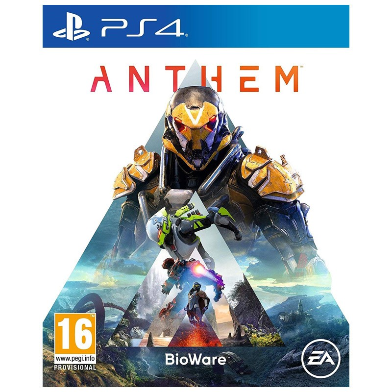 PS4 Juego Anthem