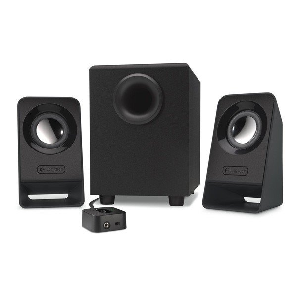 Altavoces 2.1 Logitech Multimedia Speakers Z213