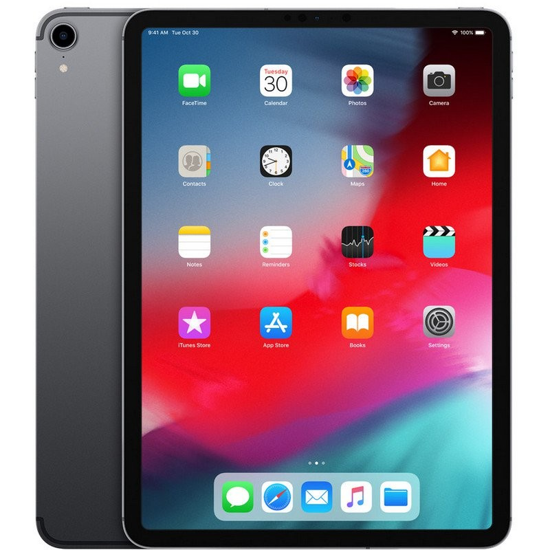 Apple iPad Pro 11 2018 64GB WiFi Gris Espacial