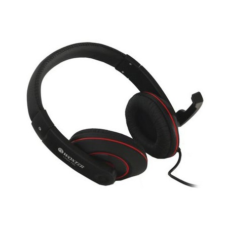 Auriculares con Microfono Woxter i-Headphone PC 780
