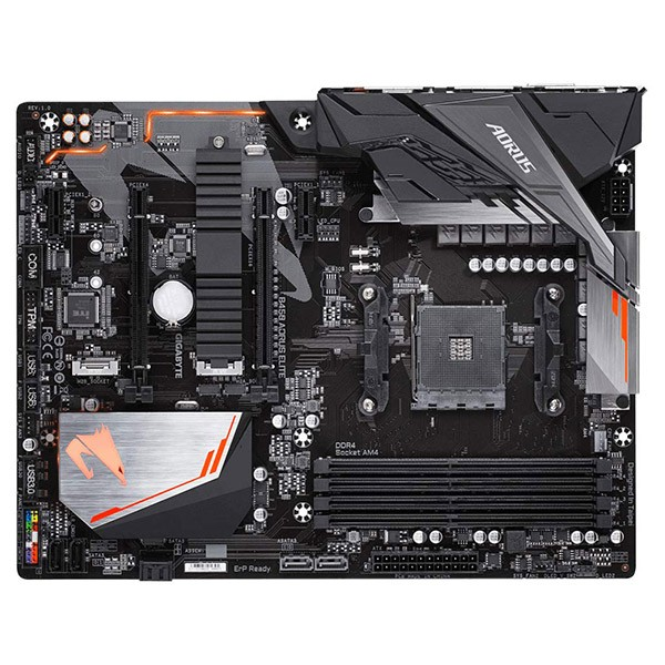 Placa Base Aorus B450 ELITE ATX Socket AM4