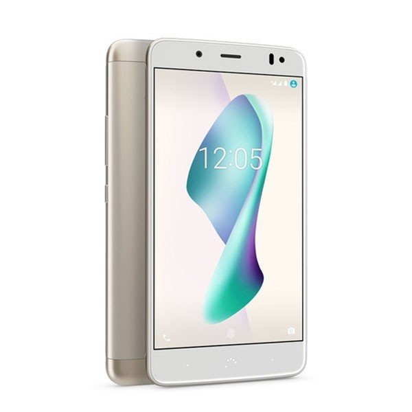 "BQ Aquaris V Plus 5.5"" 3GB 32GB Blanco / Oro"