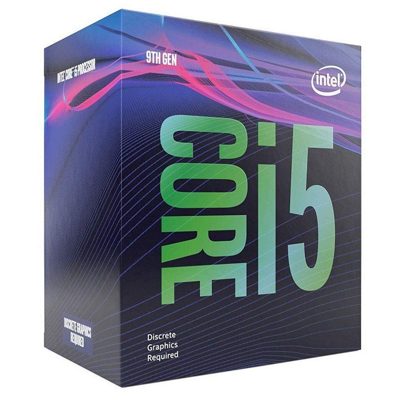 Procesador Intel Core i5-9400F 2.9GHz 9MB LGA1151(300)