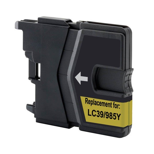 LC985Y Compatible Ink Cartridge (Yellow)