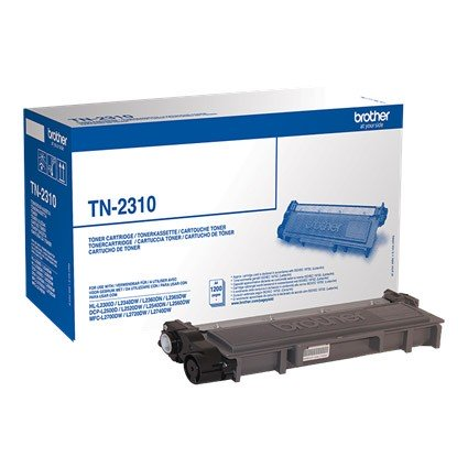 Brother TN-2310 Toner Original Negro