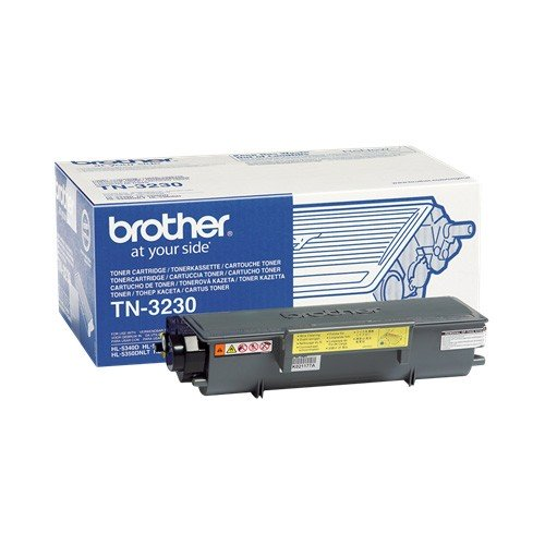 Brother TN-3230 Toner Original Negro